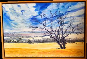 Original fine art BACKBONE by Brian Carew-Hopkins on VooGlue