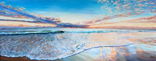Cottesloe sunset and wash