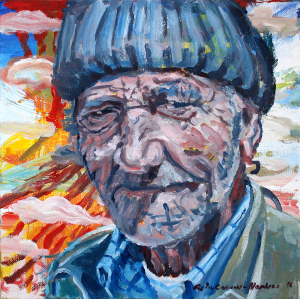 Print Old Man Pain