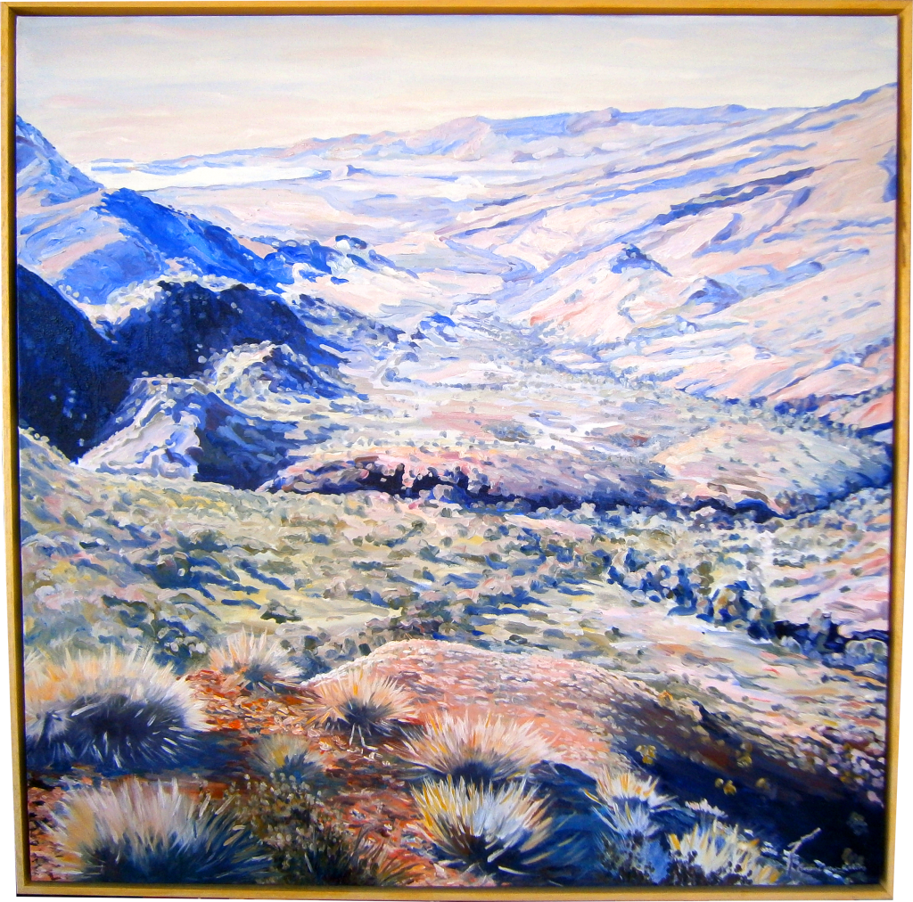 Oil painting for sale of large size